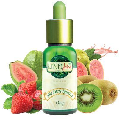 Kind Juice The Lazy Iguana Vape Juice